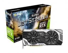 Видео Карта PALIT RTX2070 SUPER JETSTR 8GB