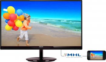 "Philips 246V5LSB, 24"" TN LED, FHD (1920 x 1080), Черен"