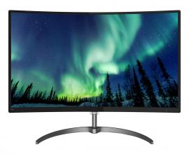 "Philips 328E8QJAB5 31.5"" Curved Ultra Narrow Wide, FullHD 1920 x 1080"