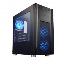 Кутия FSP CMT230 Gaming ATX Blue LED