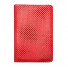 "Калъф за E-book четец POCKETBOOK COVER DOTS 6"" , Червен"