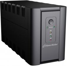 UPS устройство PowerWalker VI 1200, 1200VA, Line Interactive (POWER-UPS-VI1200-IKT)