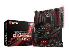 Дънна платка MSI MPG Z390 GAMING PLUS с.1151