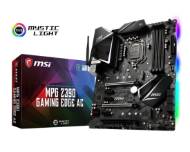 Дънна платка MSI MPG Z390 GAMING EDGE AC s.1151