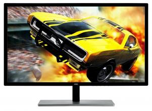 "AOC Q3279VWF, 31.5"" Wide MVA LED WQHD (2560x1440), 5 ms, Черен/Сребрист"