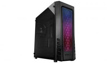 Компютърна кутия Raidmax ZETA RGB B04FTB Tower Black