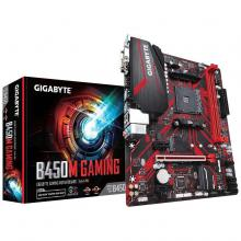 Дънна платка GIGABYTE B450M GAMING Socket AM4, rev. 1.0