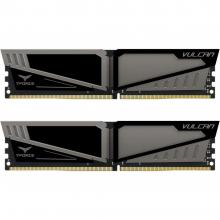 Памет Team Group T-Force VULCAN 8GB (2 X 4GB) 3000 MHZ DDR4 CL16, Gray