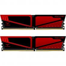 Памет Team Group T-Force VULCAN 8GB (2 X 4GB) 3000 MHZ DDR4 CL16, RED