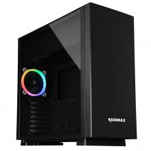 Компютърна кутия Raidmax ENIGMA S14TB Tower Black