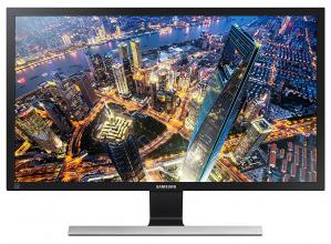 "Монитор Samsung U28E570DS, 28"" LED, UHD 3840 x 2160, 370 cd/m2, Mega DCR"