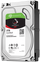 Твърд диск Seagate IronWolf 3TB NAS (ST3000VN007)
