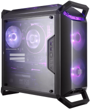 Кутия Cooler Master MasterBox Q300P RGB Mini-Tower Черен