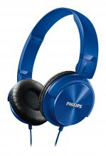 Слушалки Philips SHL3060BL - Сини