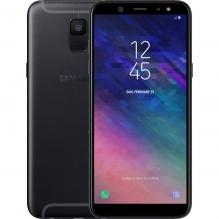Смартфон Samsung SM-A600F GALAXY A6 (2018), 32GB, Single SIM, Черен