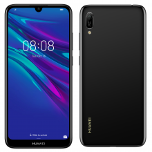Смартфон Huawei Y6 2019, (Mrd-L21A), 32GB, Midnight Black (6901443279395)