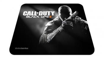 Геймърски пад SteelSeries QcK COD Black Ops II Soldier