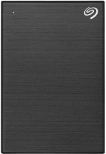 Външен твърд диск Seagate Backup+Slim Black 2.5 1TB USB 3.0 (STHN1000400)