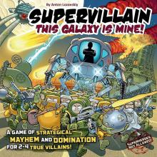 "Настолна игра Supervillain: This Galaxy is Mine! (""Суперзлодеи"")"