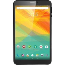 "Таблет Prestigio Wize 3418 4G, 8"" (800x1280) IPS, Single SIM, 8GB, Червен"