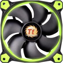 Вентилатор Thermaltake Riing 120 Green LED (THER-FAN-F038-GR)