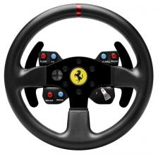 Волан Thrustmaster Ferrari GTE 458 Add-On за PC/PS3/PS4/Xbox One, Черен