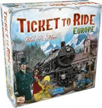 Настолна игра Ticket To Ride : Европа