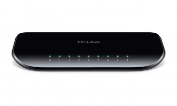 Switch TP-Link 8-Port Gigabit - TL-SG1008D