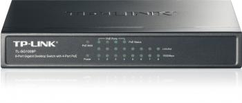 Switch TP-Link 8-Port Gigabit - TL-SG1008P