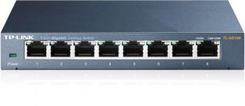 Switch TP-Link TL-SG108 | 8-Port 10/100/1000Mbps