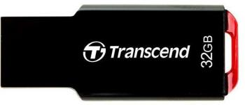 USB 2.0 памет Transcend 32GB JetFlash 310, LED индикатор