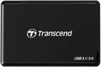 Четец за карти Transcend All-in-1 UHS-II Multi Card Reader, USB 3.1 Gen 1