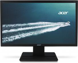 "Монитор  Acer V246HLbid, 24"" TN LED, FHD (1920 x 1080), Черен (UM.FV6EE.026)"
