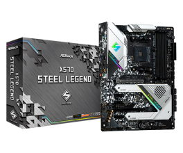Дънна платка ASROCK X570 Steel Legend AM4