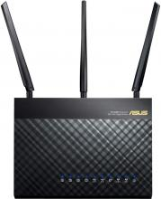 Безжичен рутер Asus RT-AC68U Dual-band AC1900 Gigabit Router