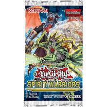 Yu-Gi-Oh! Spirit Warriors Booster - бустър 9 броя карти