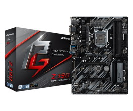 Дънна платка ASROCK Z390 PHANTOM GAMING 4 s.1151(300 series)