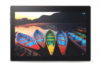 "Таблет Lenovo Tab 3 10"" IPS Full HD, 4G/3G WiFi, 32GB flash, Черен"