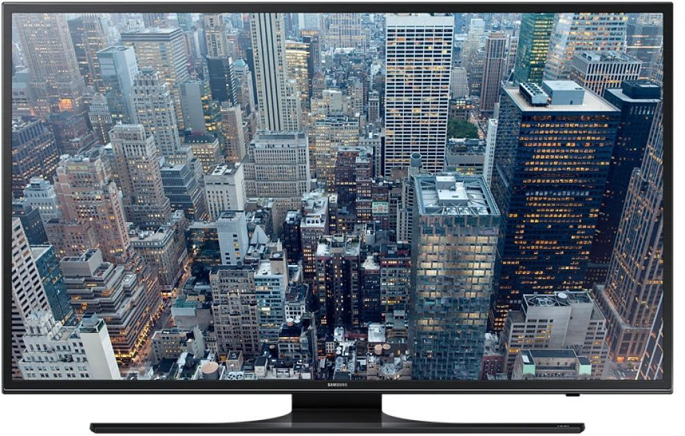 "Телевизор Samsung 40JU6400 40"" 4K (3840x2160) LED TV, Smart, 900 PQI"
