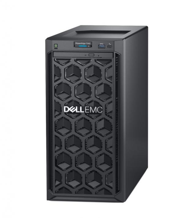 Dell PowerEdge T140 Intel Xeon E-2124 (3.3GHz, 8M, 4C/4T) 8GB/2 x 1TB