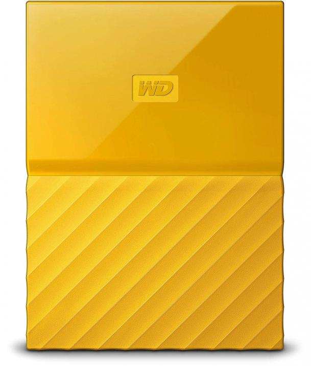 Външен диск Western Digital MyPassport 2TB USB 3.0 (WDBS4B0020BYL)