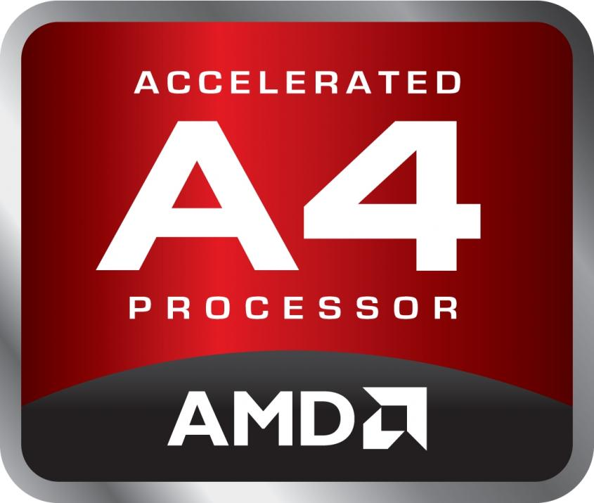 Процесор AMD A4-5300 (3.4 GHz up to 3.6 GHz, 1 MB Cache)