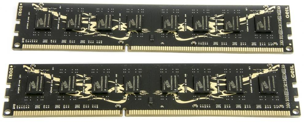 Geil 8GB DDR3 1600MHz Black Dragon