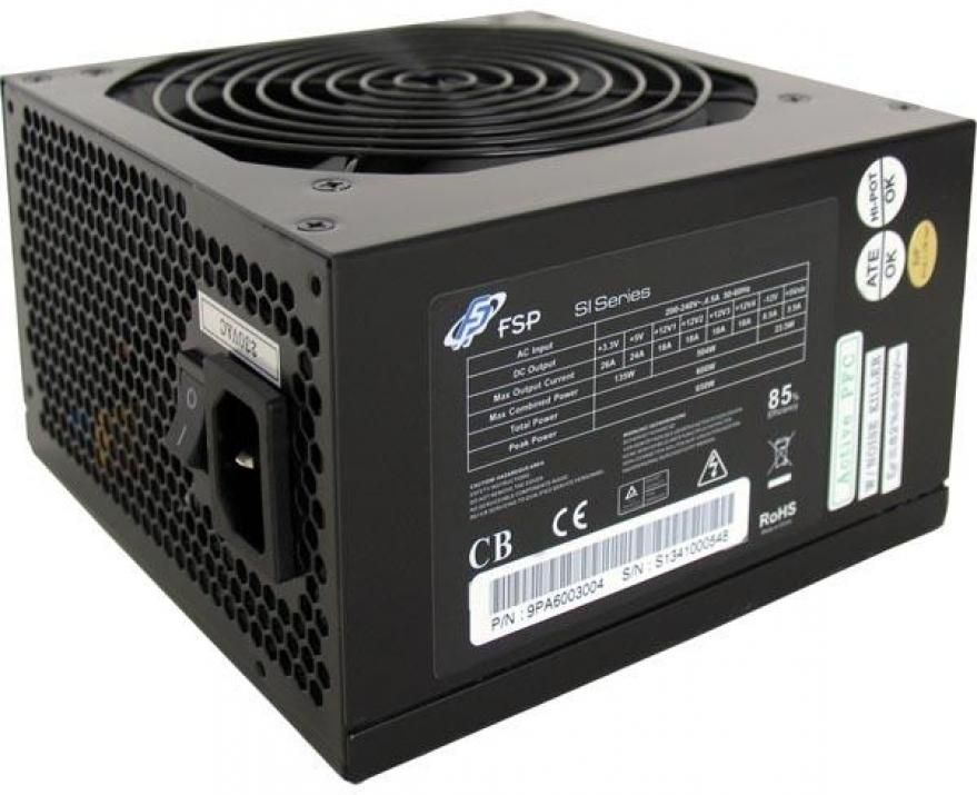 Fortron 500W Active PFC