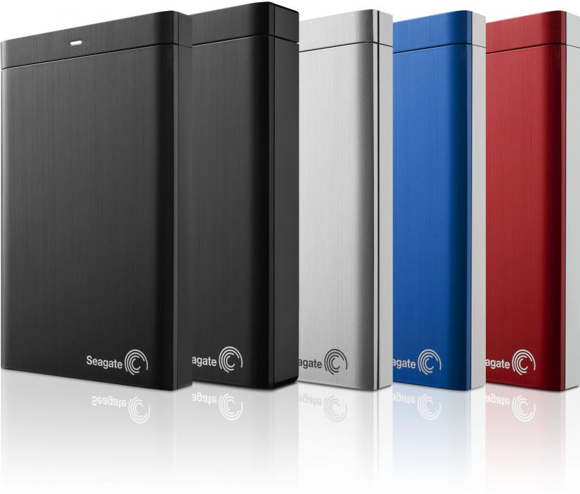 Външен диск Seagate 500GB Backup Plus USB 3.0 1