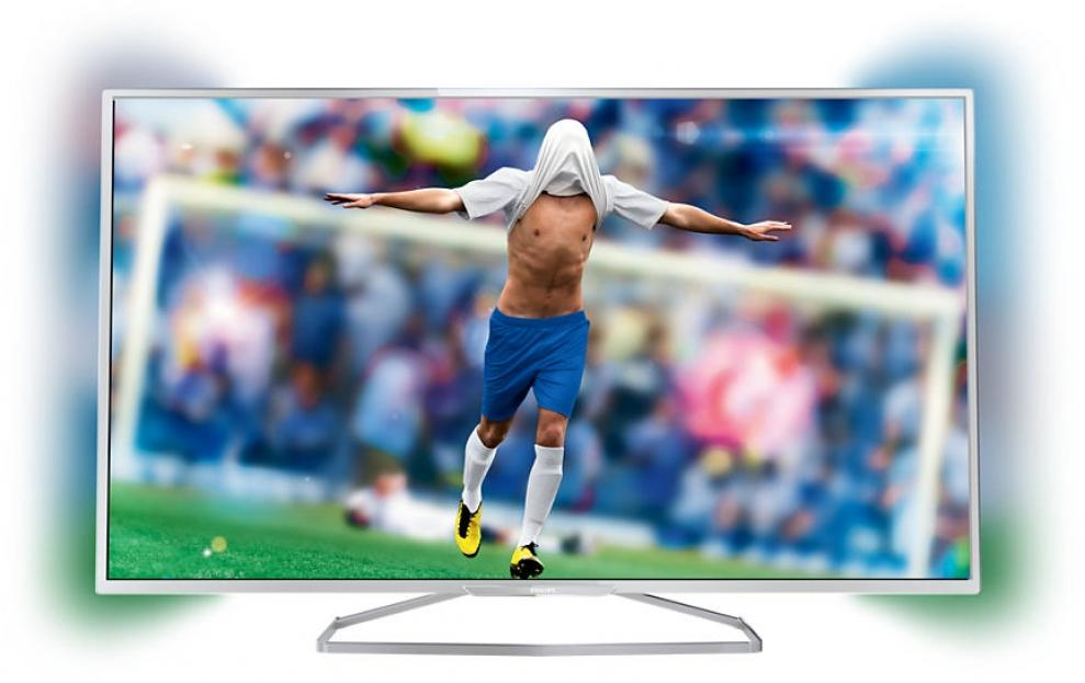 "3D Телевизор Philips 48"" Full HD, Smart TV, 48PFS6609/12 1"
