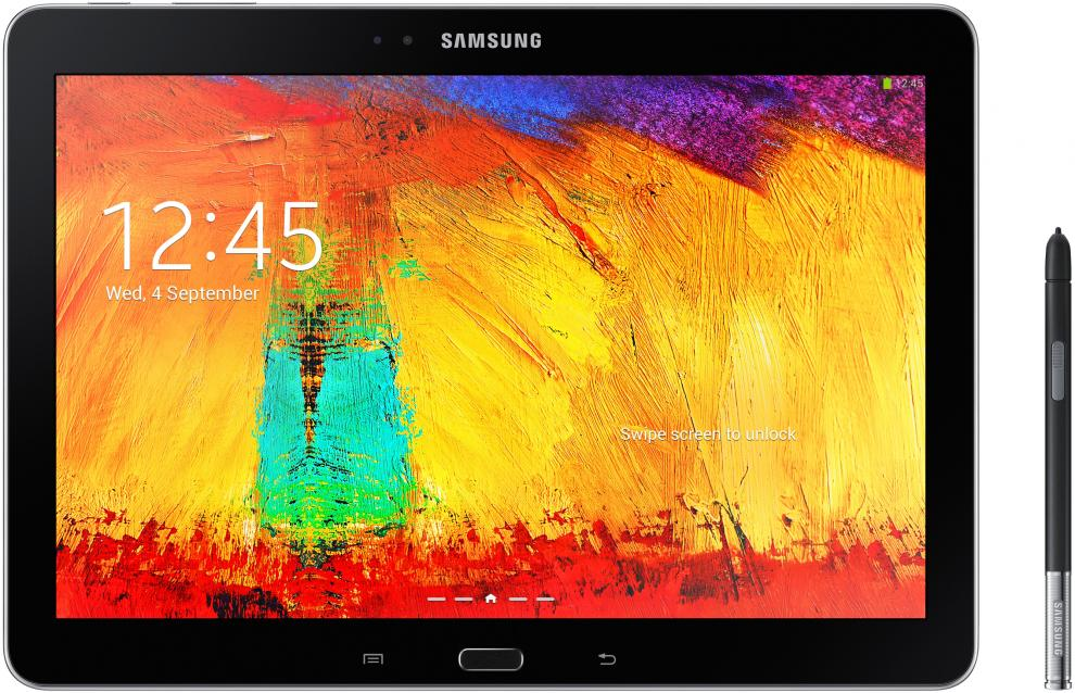 "3G Таблет Samsung SM-P6050 Galaxy Note 10.1"" (2014 Edition) 3G, 16GB, Черен 1"