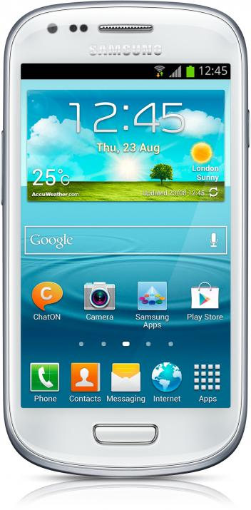 Samsung Galaxy S3 mini (GT-I8190) - Бял