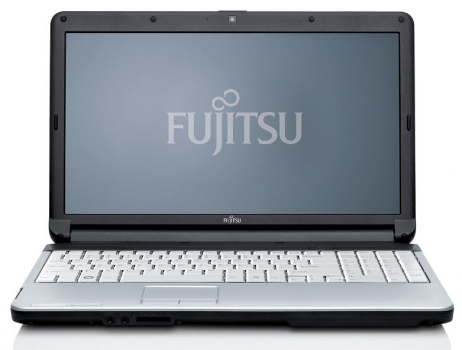 "UPGRADED Двуядрен Fujitsu Lifebook A530 15.6"" i3-370 2.4Ghz/4GB/120 GB SSD/Webcam, Win10"