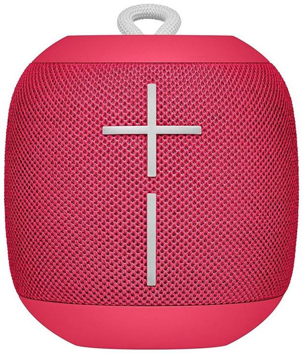 Bluetooth Тонколона Logitech WL SPEAKER ULTIMATE EARS WONDERBOOM, Розова (984-001255)